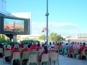 Joy House Film Festival crowd final