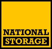 National storage Logo