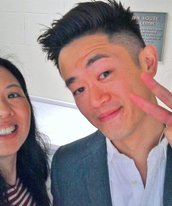 Benjamin Law and Joy