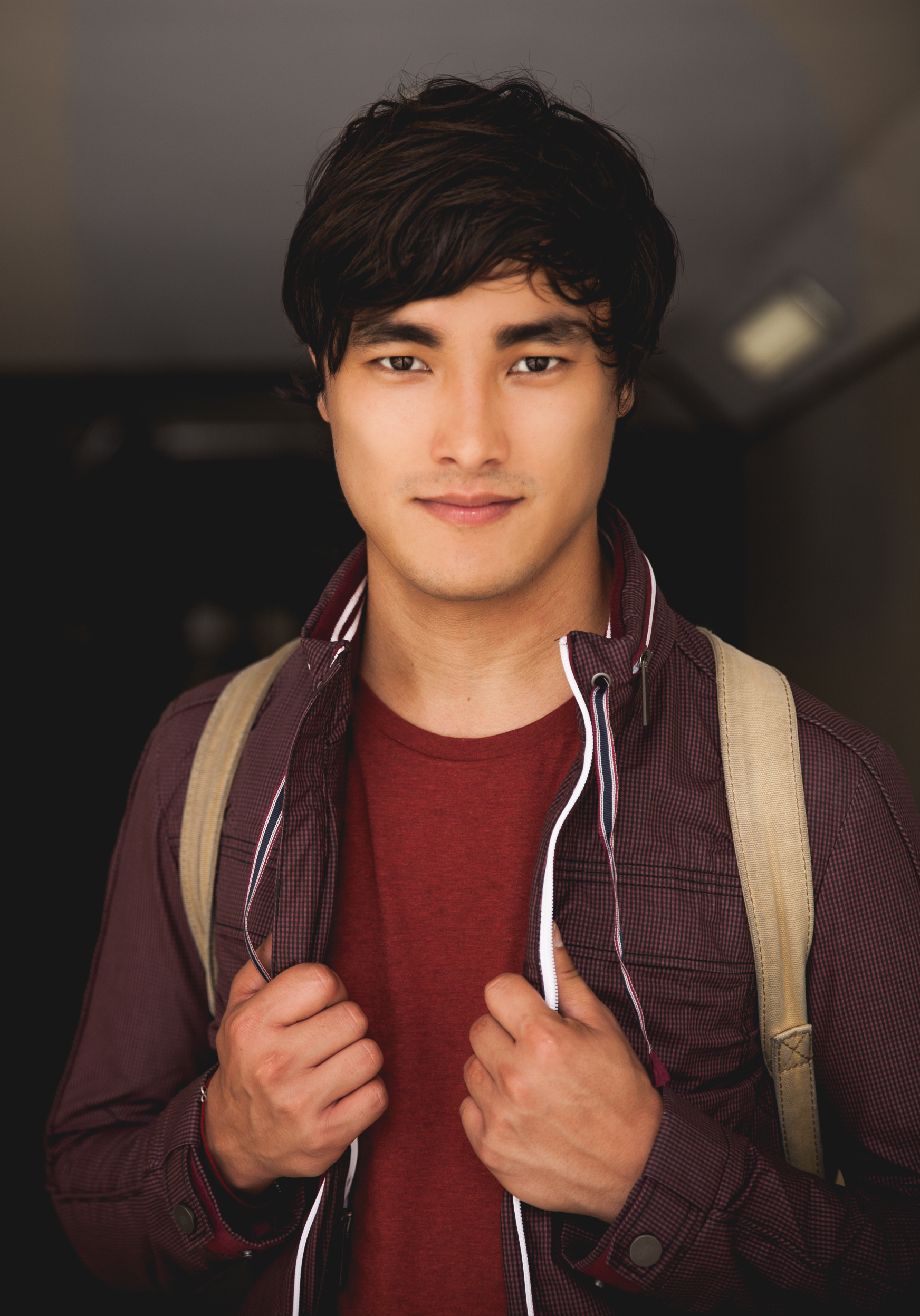 interview with remy hii marco polo better man neighbours. Black Bedroom Furniture Sets. Home Design Ideas