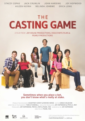 The Casting Game poster sml
