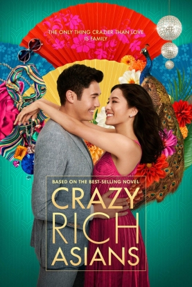 Crazy Rich Asians poster
