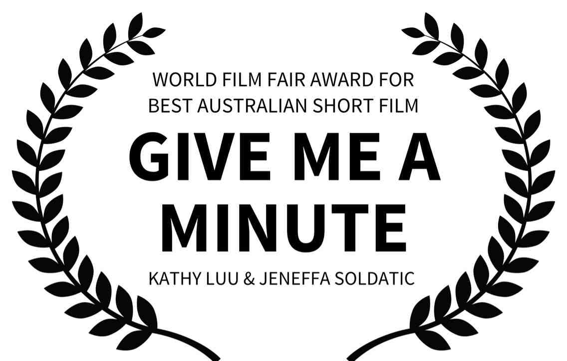World Film Fair Give me a minute